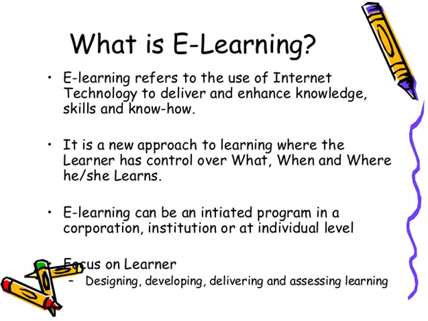 what-is-e-learning